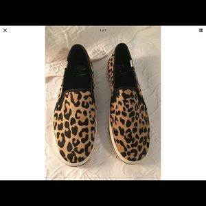 Kate Spade by Keds Leopard Shoes size 8